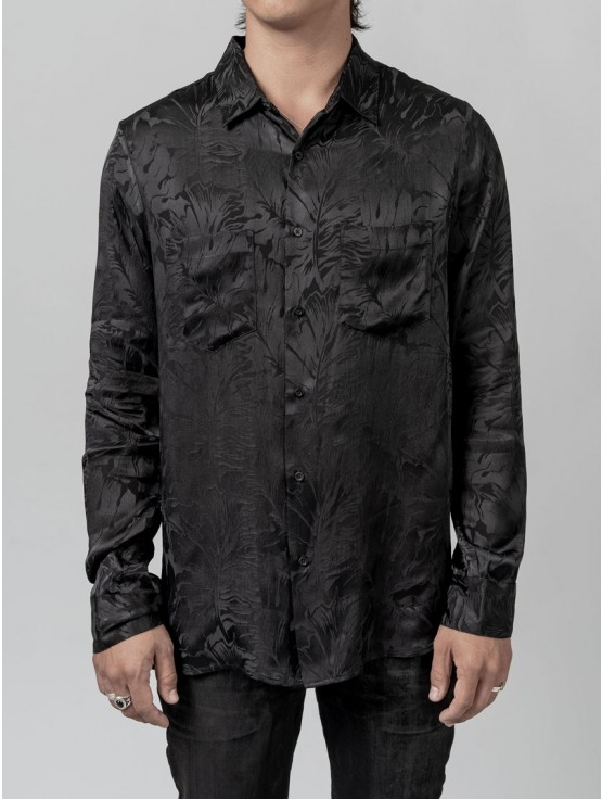 MALCOLM SHIRT DARK HAWAII