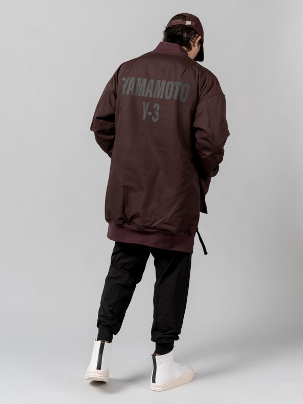 Y-3 BOMBER
