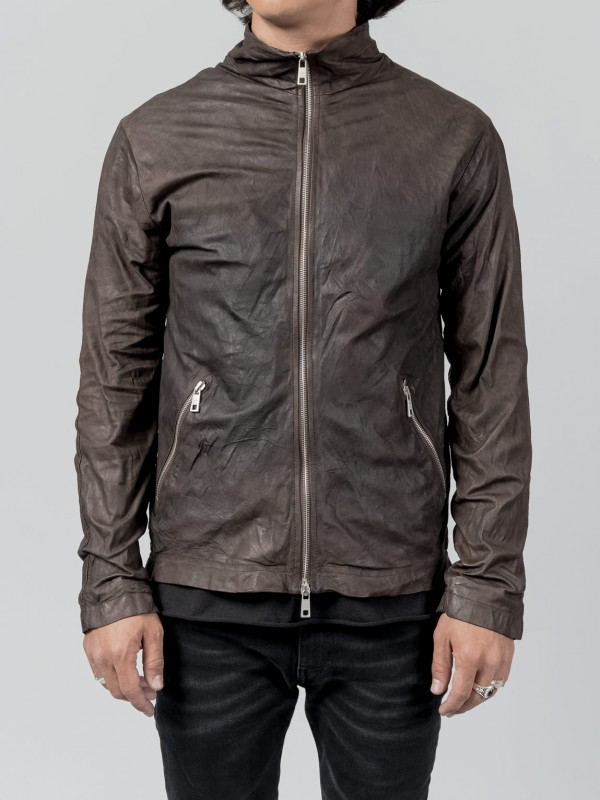 Giorgio Brato leather-jacket