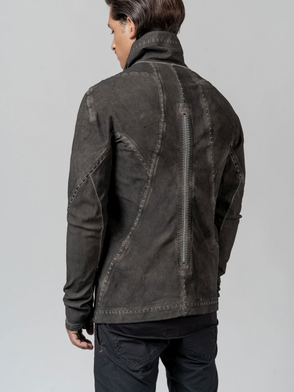 Malfrat leather jacket