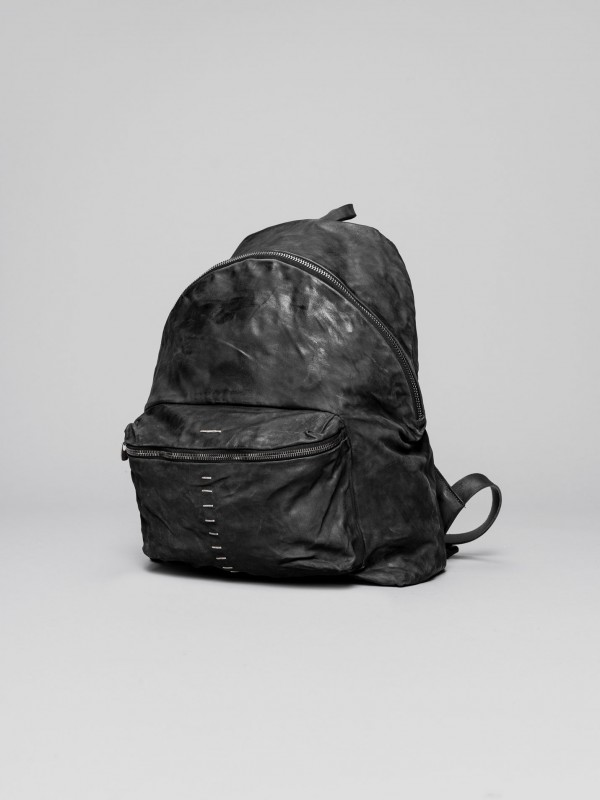 Daniele Basta Leather backpack