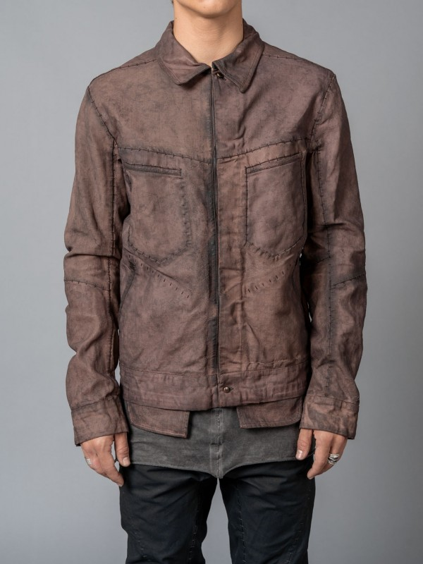 ISAAC SELLAM REFRACTAIRE TALMUD JACKET