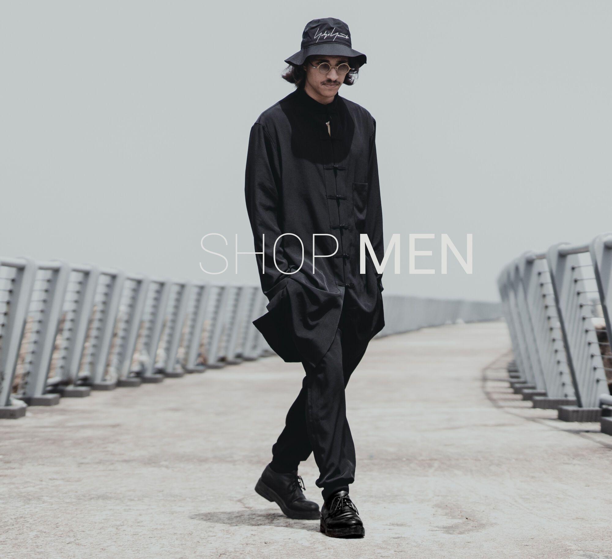 Shop Man